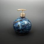 Round soap dispenser in Starry Night